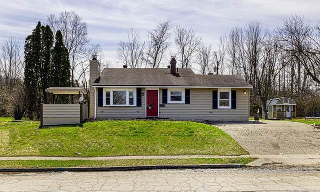 30 W Trotwood Boulevard, Trotwood, OH 45426 (MLS #813276) :: Denise Swick and Company