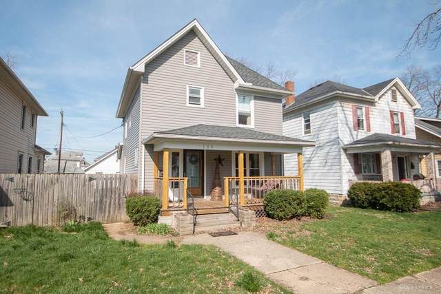 108 Harrison Street, Middletown, OH 45042 (MLS #813282) :: Denise Swick and Company