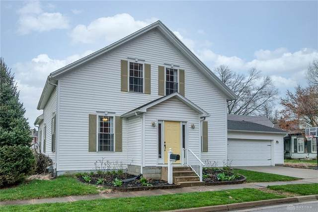 210 W Walnut Street, Tipp City, OH 45371 (MLS #813319) :: Denise Swick and Company
