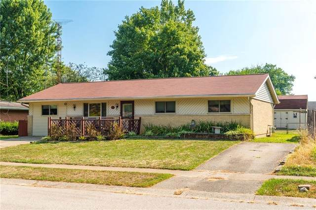 5220 Hahn Avenue, Mad River Township, OH 45324 (MLS #813333) :: Denise Swick and Company