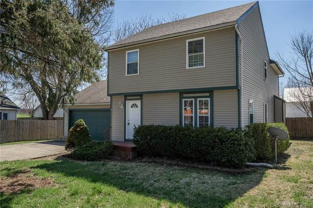 1435 W Second Street, Xenia, OH 45385 (MLS #813343) :: Denise Swick and Company
