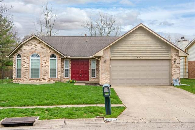 6412 Rolling Glen Drive, Huber Heights, OH 45424 (MLS #813347) :: The Gene Group