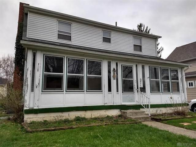 271 W 3rd Street, Springfield, OH 45504 (MLS #813416) :: Denise Swick and Company
