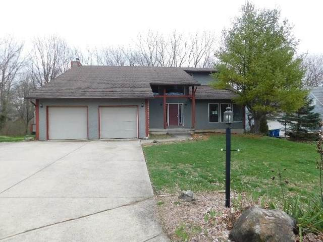 5070 Pebble Brook Drive, Englewood, OH 45322 (MLS #813453) :: The Gene Group