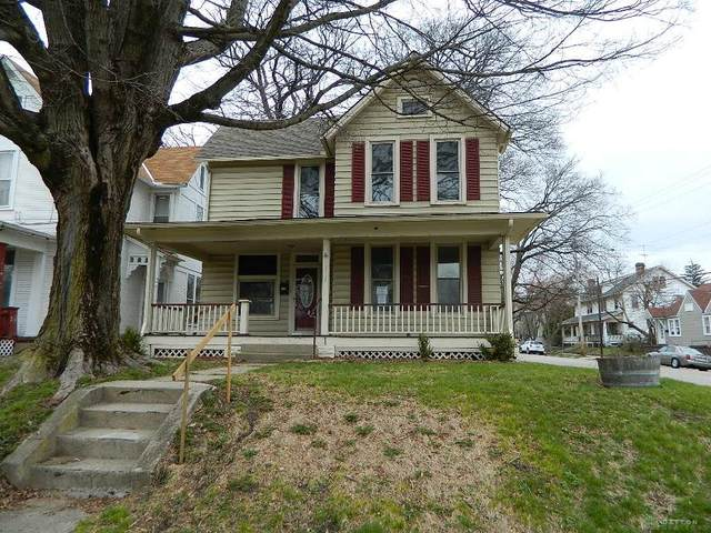 314 Stanton Avenue, Springfield, OH 45503 (MLS #813466) :: Denise Swick and Company