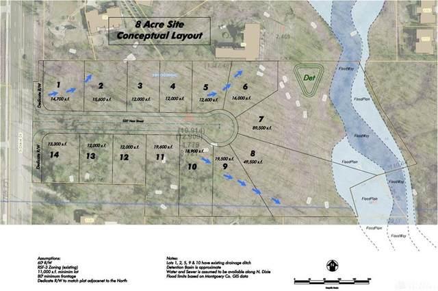 1280 S Dixie Drive, Vandalia, OH 45377 (MLS #813479) :: The Gene Group