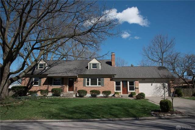 258 Cherry Drive, Centerville, OH 45459 (MLS #813489) :: The Gene Group
