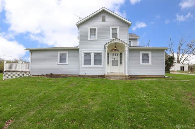 5855 Us Route 40, Tipp City, OH 45371 (MLS #813516) :: Denise Swick and Company
