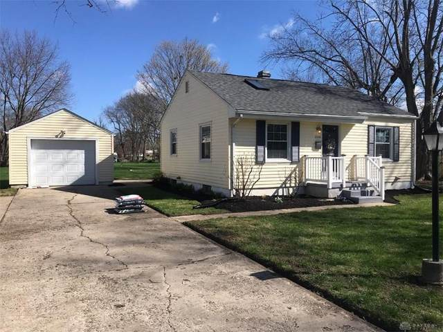 250 Western Avenue, Enon Vlg, OH 45323 (MLS #813561) :: Denise Swick and Company