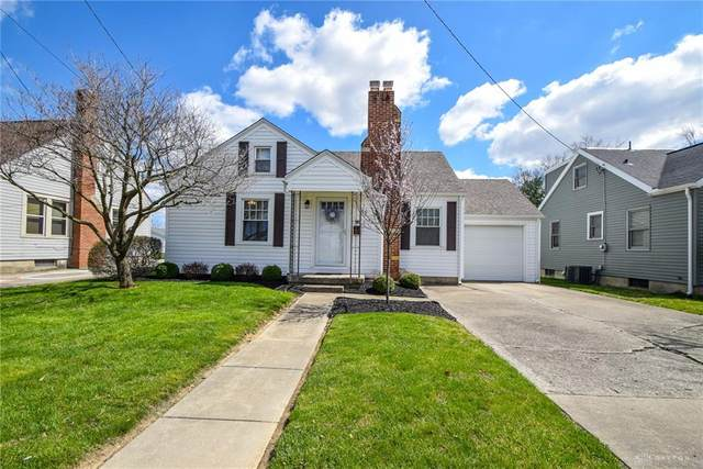1091 N Detroit Street, Xenia, OH 45385 (MLS #813593) :: Candace Tarjanyi | Coldwell Banker Heritage