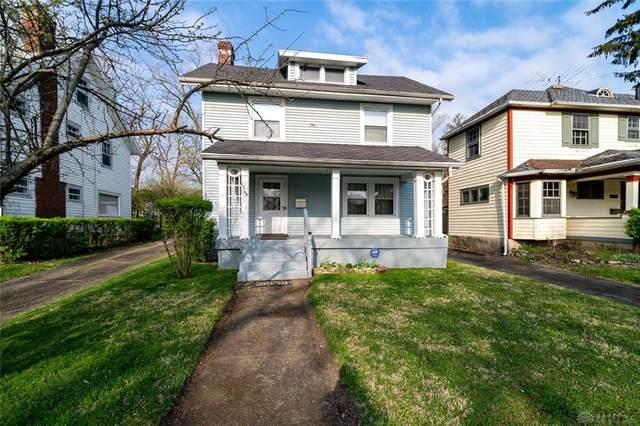 1569 N Euclid Avenue, Dayton, OH 45406 (MLS #813599) :: The Gene Group