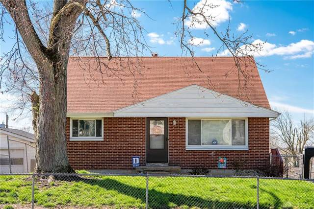 241 N Wright Avenue, Dayton, OH 45403 (MLS #813621) :: Denise Swick and Company