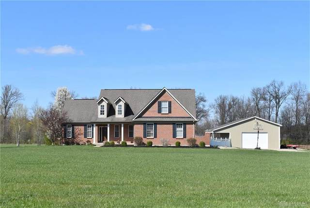 7650 Stable View Court, Clarksville, OH 45113 (MLS #813632) :: The Gene Group