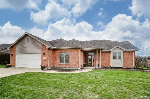107 Stony Pointe Drive, Clearcreek Twp, OH 45066 (MLS #813636) :: The Gene Group