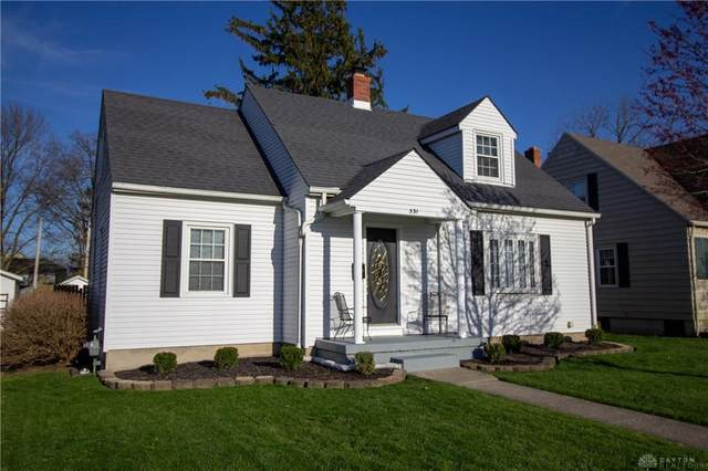531 Summit Avenue, Troy, OH 45373 (MLS #813660) :: The Gene Group
