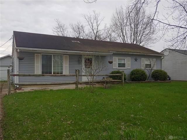 317 Pinewood Avenue, Piqua, OH 45356 (MLS #813662) :: The Gene Group
