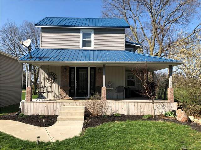 968 Bellefontaine Road, Bethel Twp, OH 45344 (MLS #813672) :: Denise Swick and Company