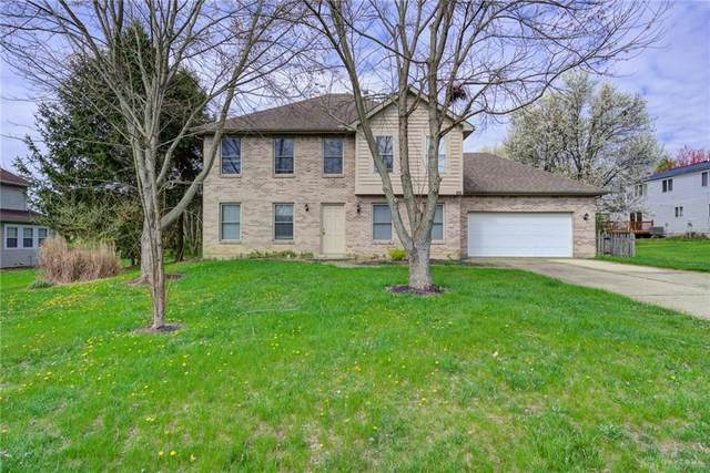 60 Gerry Court, Springboro, OH 45066 (MLS #813674) :: The Gene Group