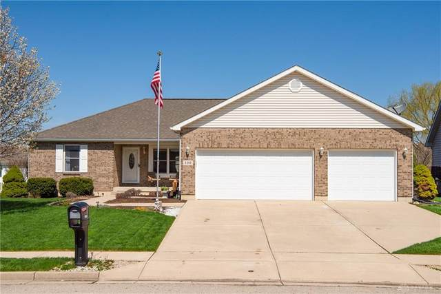 1182 Winchester Drive, Troy, OH 45373 (MLS #813688) :: The Gene Group