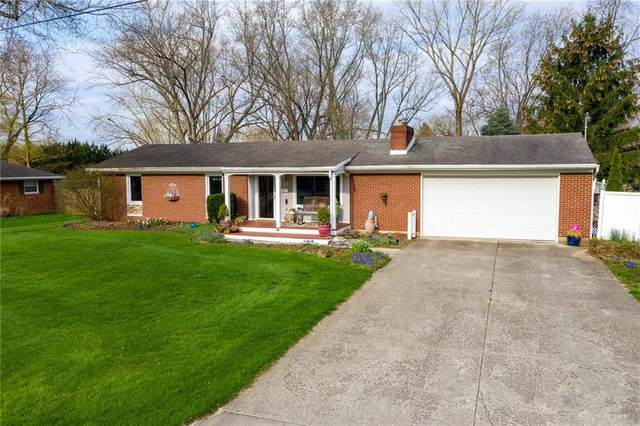 431 Coronado Trail, Enon Vlg, OH 45323 (MLS #813698) :: Denise Swick and Company