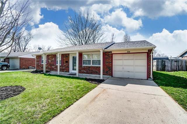474 W Mayfield, Troy, OH 45373 (MLS #813707) :: The Gene Group