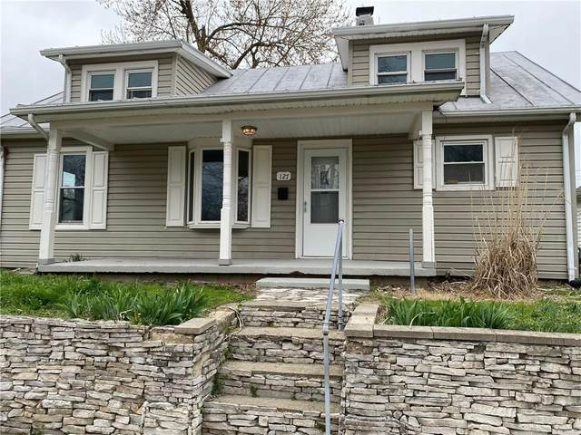 127 E Home Avenue, West Carrollton, OH 45449 (MLS #813711) :: Ryan Riddell  Group