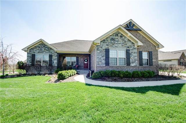 1493 Lemans Boulevard, Clearcreek Twp, OH 45458 (MLS #813714) :: Denise Swick and Company