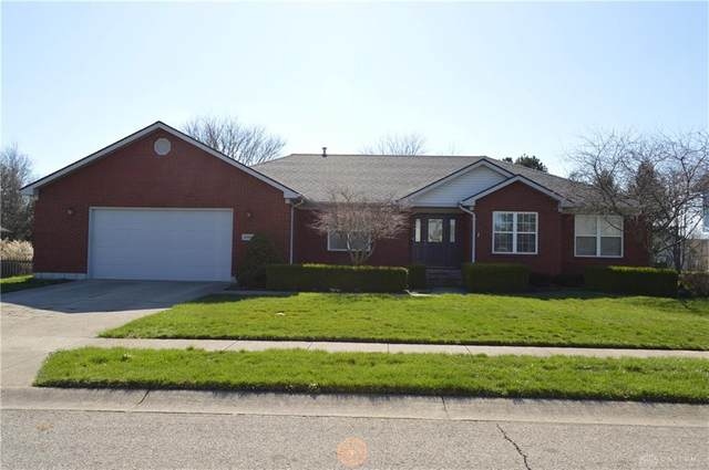 4789 Pheasanthill Court, Fairborn, OH 45324 (MLS #813726) :: The Gene Group