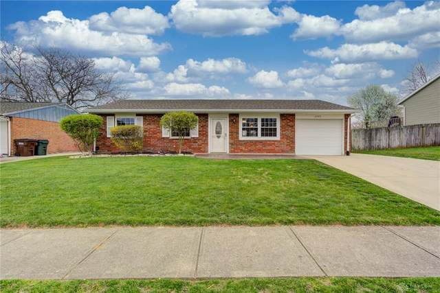 2405 Tennessee Drive, Xenia, OH 45385 (MLS #813740) :: Denise Swick and Company