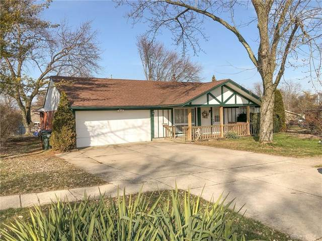 503 W Wenger Road, Englewood, OH 45322 (MLS #813764) :: The Gene Group