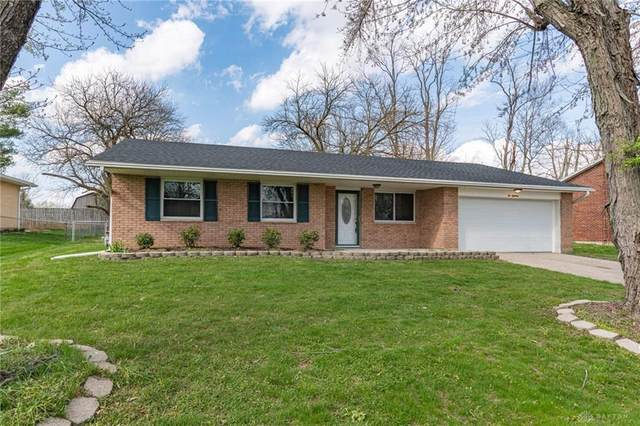 218 Lindell Drive, Germantown, OH 45327 (MLS #813768) :: The Gene Group