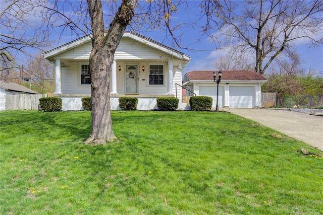 2121 Nomad Avenue, Dayton, OH 45414 (MLS #813775) :: The Gene Group