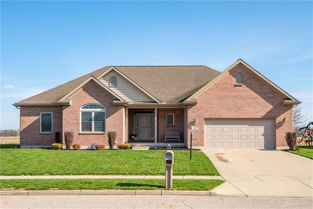 687 Loxley Lane, Troy, OH 45373 (MLS #813778) :: The Gene Group