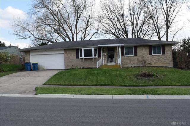 4580 Seville Drive, Englewood, OH 45322 (MLS #813817) :: The Gene Group