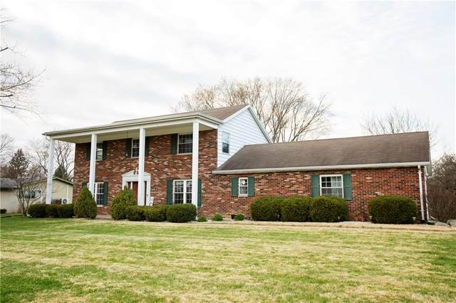 885 Todd Court, Tipp City, OH 45371 (MLS #813821) :: The Gene Group