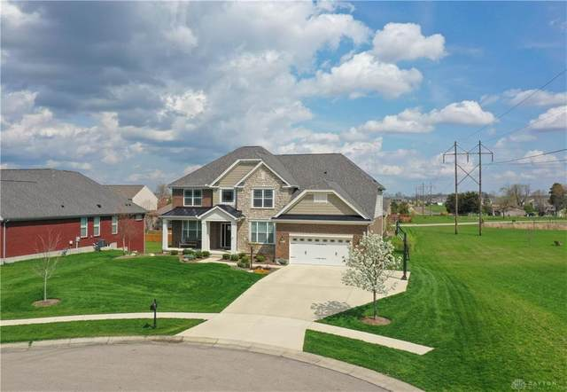 10998 Ruston Glen Court, Washington TWP, OH 45458 (MLS #813822) :: Denise Swick and Company