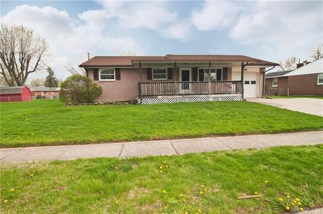 919 Desales Street, Vandalia, OH 45377 (MLS #813842) :: The Gene Group
