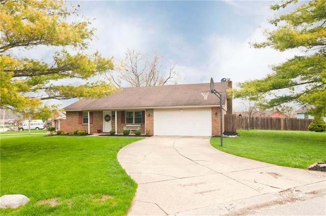 305 Tulip Lane, Troy, OH 45373 (MLS #813846) :: The Gene Group