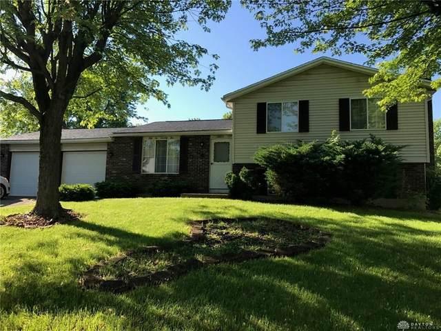 5275 Gander Road, Huber Heights, OH 45424 (MLS #813856) :: The Gene Group