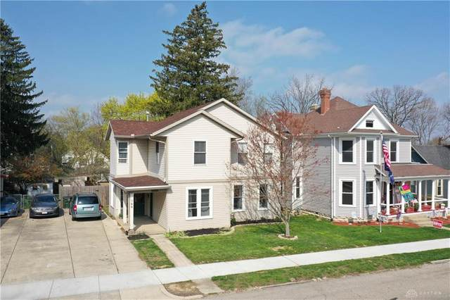 744 S Detroit Street, Xenia, OH 45385 (MLS #813861) :: Candace Tarjanyi | Coldwell Banker Heritage