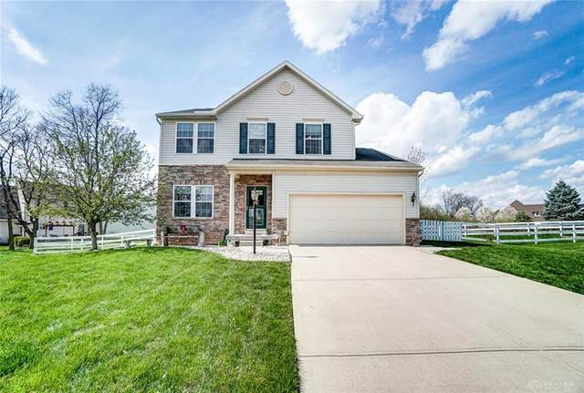 9956 Scotch Pine Drive, Springboro, OH 45066 (MLS #813869) :: The Gene Group