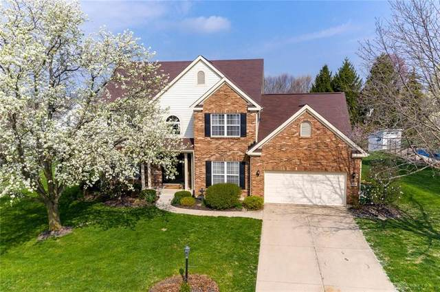 525 Brookside Drive, Springboro, OH 45066 (MLS #813891) :: Ryan Riddell  Group