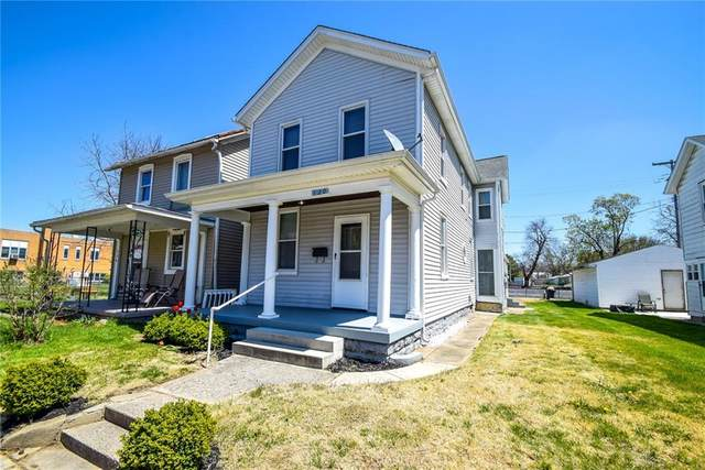 120 S 3rd Street, Miamisburg, OH 45342 (MLS #814490) :: Denise Swick and Company