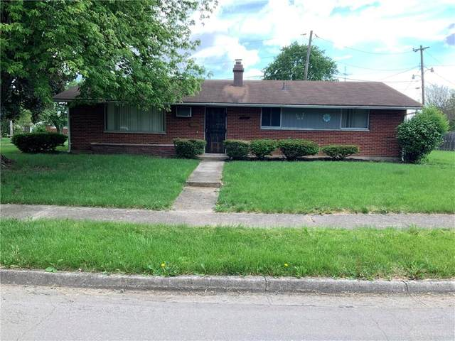 724 Coleridge Avenue, Trotwood, OH 45426 (#814841) :: Century 21 Thacker & Associates, Inc.