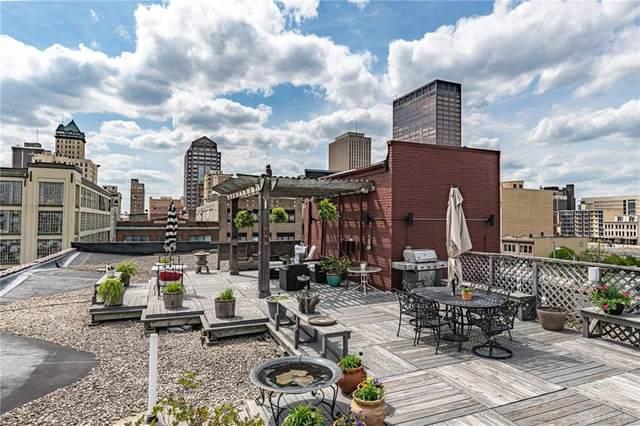 18 S Saint Clair Street #202, Dayton, OH 45402 (MLS #814993) :: Denise Swick and Company