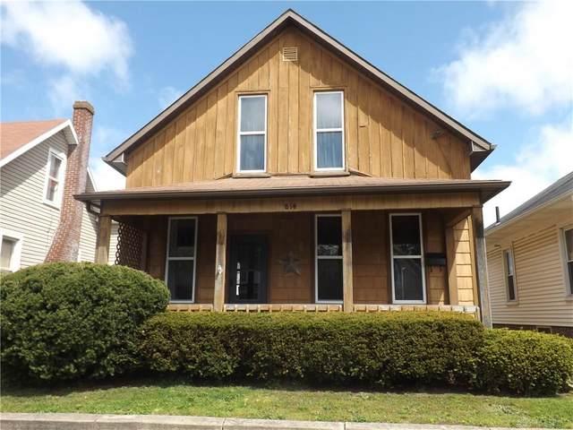 814 W Water Street, Piqua, OH 45356 (MLS #815147) :: Denise Swick and Company