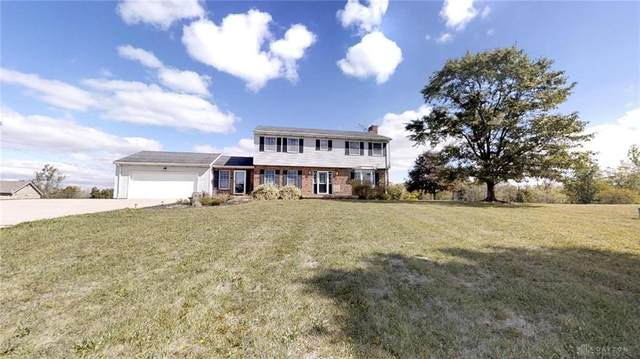 4624 Mcconkey Road, South Vienna, OH 45369 (MLS #815169) :: The Gene Group