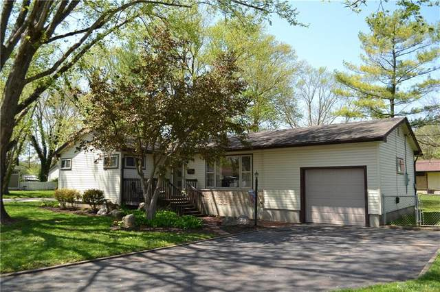 98 S East Street, Bellbrook, OH 45305 (MLS #815251) :: The Gene Group