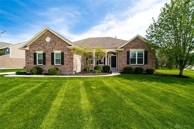 3153 Spillway Drive, Bellbrook, OH 45305 (MLS #815367) :: The Gene Group