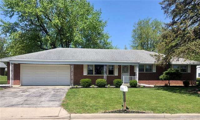 204 Cambridge Avenue, Greenville, OH 45331 (MLS #815481) :: Denise Swick and Company